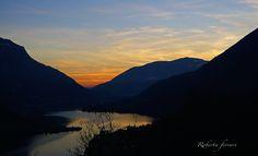 Lago Di Endine,Ranzanico, Bergamo, Lombardia
