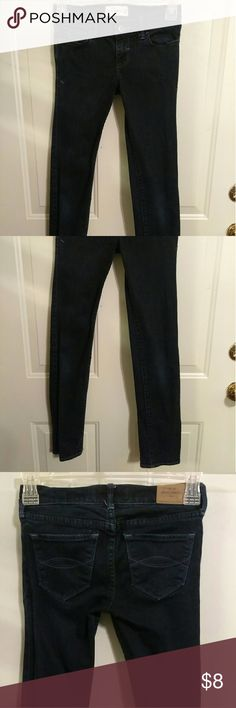 Abercrombie Kids Jeans 12 slim Abercrombie Kids Jeans 12 slim. Good condition. Cute Stretch. Smokefree petless home and ships next day. Abercombie Kids Bottoms Jeans