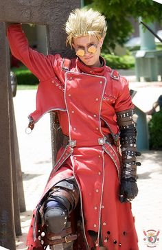 Ex-Shadow as Vash the Stampede from Trigun  http://dailycosplay.com/2013/January/5b.html