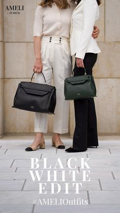 Zurich, Business Outfits, White Outfits, Minimal Fashion, Feminine Style, Laptop Bag, Women Empowerment, Leather Bag, Handbags