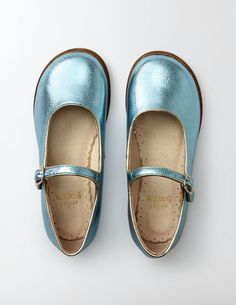 Fun Mary Janes 54059 Flats at Boden Little Girl Shoes, Girls Shoes, Sock Shoes, Shoe Boots, Girlie Style, Bohemian Girls, Shoes World, Bling Shoes, Cute Little Baby