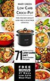 Free Kindle Book -   Low Carb Crock-Pot for Cracked Weight Loss and a Healthier Lifestyle: 71 Newest and Easy Low Carb Diet Slow Cooker Recipes (Free Bonus: 21 Days Low Carb Meal Plan)( Ketogenic Keto Paleo Atkins Diet) Check more at http://www.free-kindle-books-4u.com/cookbooks-food-winefree-low-carb-crock-pot-for-cracked-weight-loss-and-a-healthier-lifestyle-71-newest-and-easy-low-carb-diet-slow-cooker-recipes-free-bonus-21-days-low-carb-meal-pl/