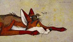 The Nest http://culpeo-fox.deviantart.com/