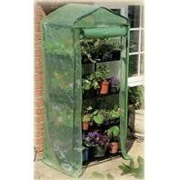 Gardman 08919 4 Tier Extra Wide Grow Arc Greenhouse Growhouse Reinforced Cover