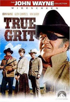 "John Wayne ""Rooster Cogburn"", Kim Darby ""Mattie Ross"", Glenn Campbell ""La Boeuf"", & more ~ True Grit (1969)"
