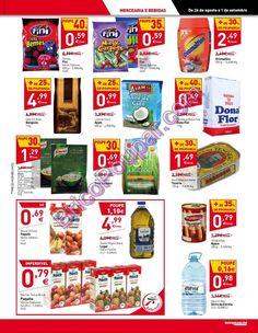 Antevisão Promoções Folheto Intermarché - de 26 de agosto a 1 de setembro - Lista de Poupanças - Parte3