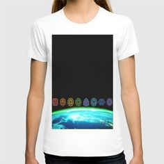 Earth Chakras T-shirt by azima Face Design, Store Design, Chakra, Totes, Shop Now, Throw Pillows, Free Shipping, Hoodies, Coffee