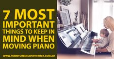 If you have been planning for a house shifting and worrying about shifting the piano in your house, it is recommended by the experts to opt for professional piano movers in Melbourne,