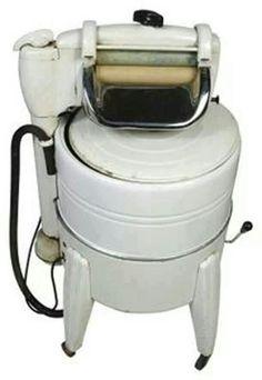Vintage Washer,,NO DRYER!!
