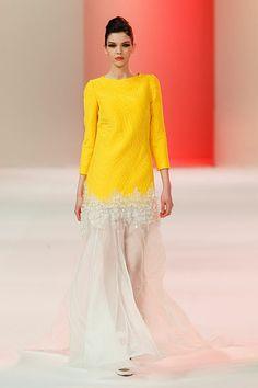 Stéphane Rolland Primavera-Verão 2014 - Alta-Costura