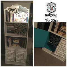It's that time, time to check out my Transformed Treasures Tuesday no 26. It's a bookcase that I thought was red when I bought it, not that I wanted a red bookcase. As I...