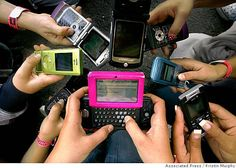 Bring Your Class into the 21st Century with Cell Phones