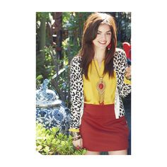 An image of Lucy Hale ❤ liked on Polyvore featuring lucy hale, people, pretty little liars, models and aria