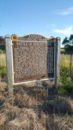 This location is north of Oskaloosa, Jefferson county, Kansas.