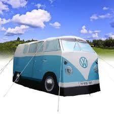 vw bus tent - Google Search