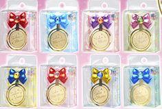 """sailor moon"" ""sailor moon stationery"" ""sailor moon merchandise"" ""sailor moon 2014"" ""makeup diary"" sailor neptune uranus bow clips japan shop"