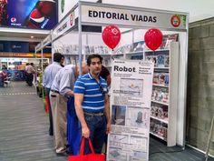 Editorial Viadas Stand | Both en Ferias y Eventos