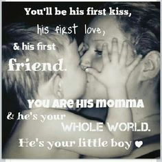 To my two handsome sons - Mikey & Alec Cute Babies, Baby Kids, Baby Boy, Babies Pics, I Love My Son, First Love, Son Quotes, Baby Quotes, Mother Quotes