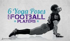 Do you play football, and are looking for a new way to train for the game? Give yoga a shot. Here are 6 great yoga poses for football players. Visit my website for more details. Football Drills For Kids, Basketball Tricks, Basketball Workouts, Football Players, Football Moms, Football Stuff, Football Season, Flag Football Plays, Adidas Football