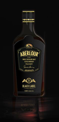 Aberlour 25 y.o. Black Label
