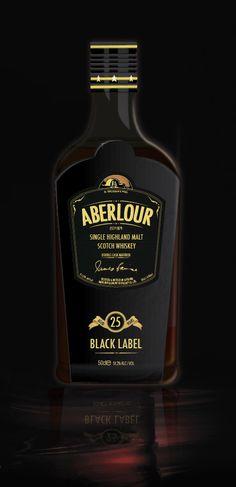Aberlour 25 y.o. Black Label