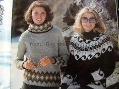 colorwork sweaters