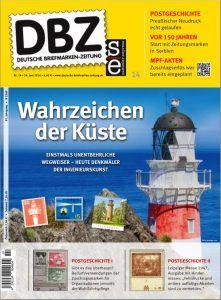Informativ und aktuell: die DBZ 14/2016 http://www.deutsche-briefmarken-zeitung.de/2016/06/23/informativ-und-aktuell-die-dbz-142016/