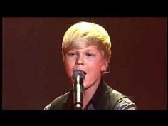 Jack Vidgen - Set Fire To The Rain (Australia's Got Talent 2011), the voice of an angel...