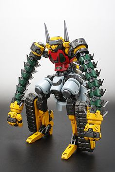 EX合金 ロボ師WORKS GETTER ROBOT Repaint Ver.