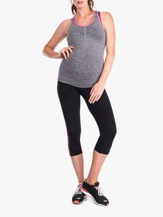 de1c33b357034 Séraphine Sydney Active Maternity Workout Kit, Black at John Lewis &  Partners