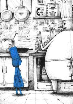 En proceso - Aprender a cocinar tantas cosas como pueda.