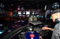 DJ at Rockhouse
