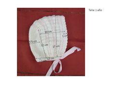 Blog Abuela Encarna Crochet For Kids, Knit Crochet, Crochet Hats, Baby Hat Patterns, Baby Knitting Patterns, Kids Hats, Baby Hats, New Baby Products, Color Rosa