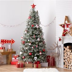 Find 7ft Emperor Snowy Artificial Christmas Tree at Homebase. Visit your local store for the widest range of christmas products.
