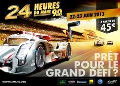 Les 24 Heures du Mans 2013, Le Mans, Pays de la Loire. France.