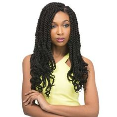 Outre X-Pression CUEVANA TWIST WEAVING 18 (Weavable Braid)