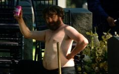 Interview  Zach Galifianakis Brings the Outbursts to The Hangover Part III