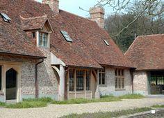 Architect Stephane Boens: dakpannen en vensters