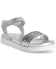 Nina Girls' or Little Girls' Gazmin Sandals Kids Sandals, Shoes Sandals, Rings For Girls, Kid Shoes, Little Girls, Baby Kids, Sandals Online, Accessories, Shopping