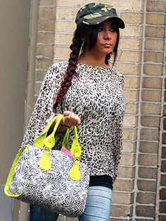 "Would we call this news? Raise your hand if you honestly thought Snooki was going to stop filming because of her pregnancy... Following speculation about whether or not the show would be renewed for a sixth season, all seven cast mates – including a pregnant Nicole ""Snooki"" Polizzi – are set to return to Seaside Heights, N.J., during this summer to begin filming."