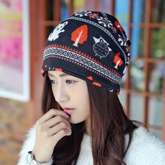 15.00$  Buy here - http://aliph8.shopchina.info/go.php?t=32599309943 - New arrival 2 Use Cap Knitted Scarf & Winter Hats for Women Letter Beanies Women Hip-hot Skullies girls Gorros women Beanies 15.00$ #aliexpress