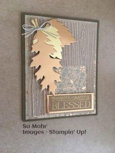16 Sensational Paper Crafting Ideas Using Stampin' Up!