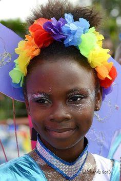 Mashramani or Mash Carnival Celebration in Guyana, South America - Source: Childrens Mashramani_18 | Flickr - Photo Sharing!