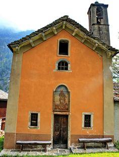 MOTTA - MACUGNAGA (Piemonte) - by Guido Tosatto