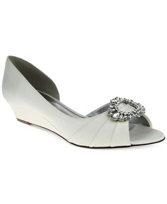 Nina Rivkah d'Orsay Evening Wedges - Evening & Bridal - Shoes - Macy's