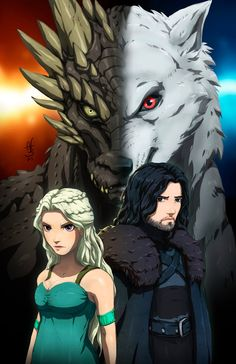 A Song of Ice and Fire by Namh on DeviantArt
