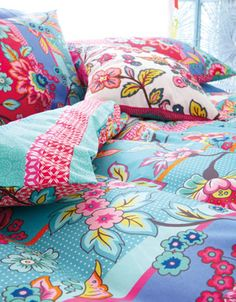 Fable Folksy Double Duvet Set - i want!!