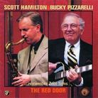 Five Pioneers Of Electric Jazz Guitar : Bucky Pizzarelli - Cover for Red Door: Remember Zoot Sims