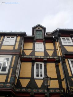 The half timbered houses of Celle