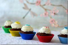 Muffin Vegan al cioccolato e banana - Il Goloso Mangiar Sano